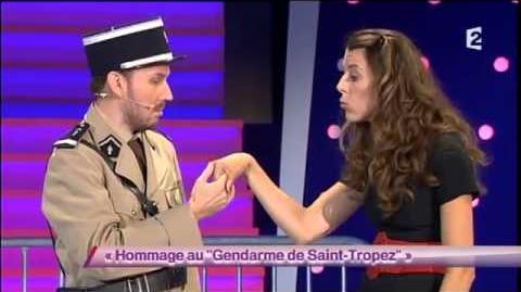 Cyril Etesse 7 - Hommage au Gendarme de Saint Tropez - ONDAR