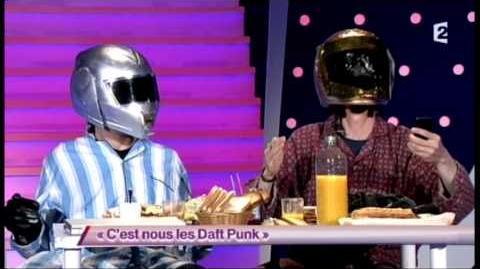 C'est nous les Daft Punk