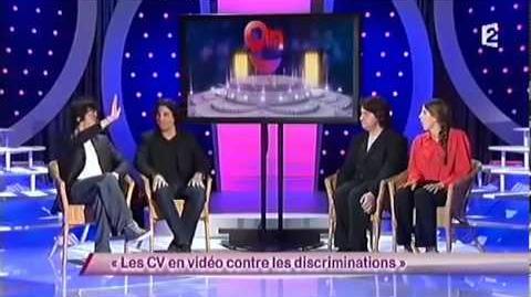 Les CV en vidéo contre les discriminations