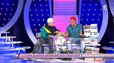 Les Lascars Gays - 47 Des lycéens attribuent leur Goncourt - ONDAR