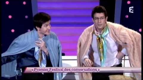 Premier Festival des conversations