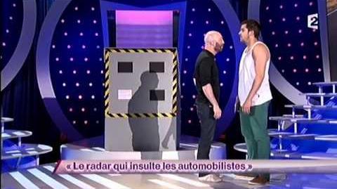 Sacha Judaszko - 38 Le radar qui insulte les automobilistes - ONDAR