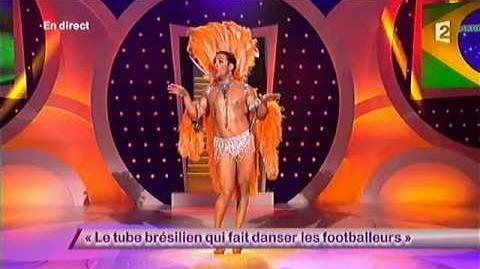 Florent Peyre - Prime 2 Le tube brésilien qui fait danser les footballeurs - ONDAR