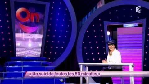Karine Lambin - 1 Un suicide toutes les 50 minutes - ONDAR