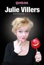 Julie Villers est folle