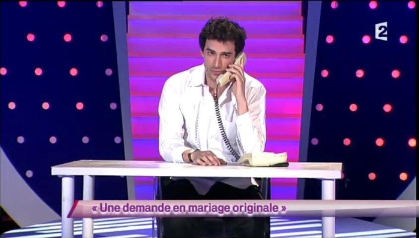 Paco - Demande de mariage originale