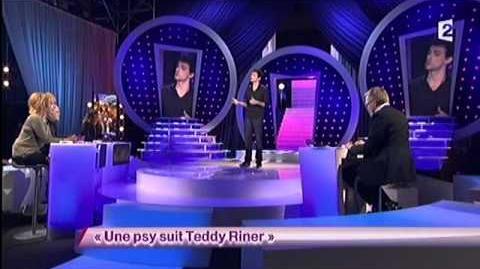 Paco - 5 Une psy suit Teddy Riner - ONDAR