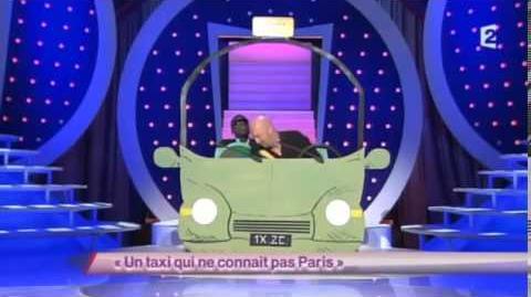 Sacha Judaszko 51 - Un taxi qui ne connait pas Paris - ONDAR