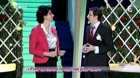 Pour ou contre le mariage pour tous