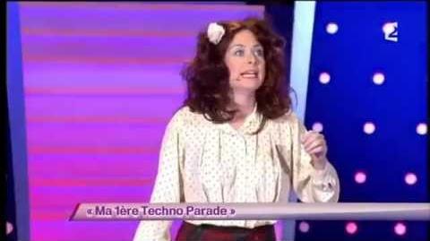 Constance 35 Ma première Techno Parade