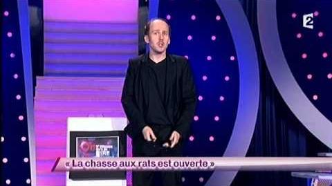 Cyril Etesse - 3 La chasse aux rats est ouverte - ONDAR