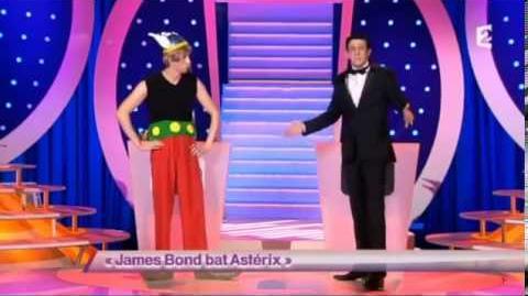 Steeven & Christopher 26 - James Bond bat Astérix - ONDAR