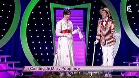 Steeven et Christopher - 24 Casting de Mary Poppins - ONDAR