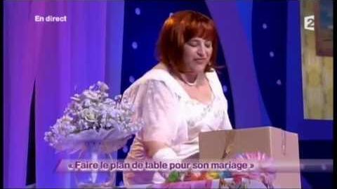Faire le plan de table pour son mariage