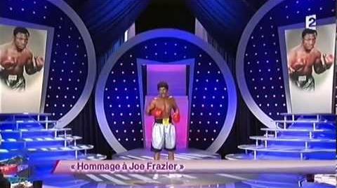 Hommage à Joe Frazier