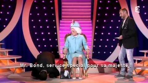 Je suis le médecin de la reine