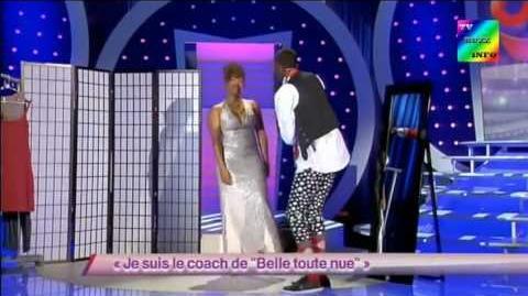 """Je suis le coach de """"Belle toute nue"""""""