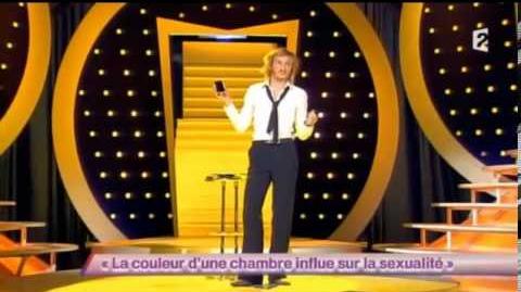 Alexandre Maublanc 6 - La couleur d'une chambre influe sur la sexualité - ONDAR