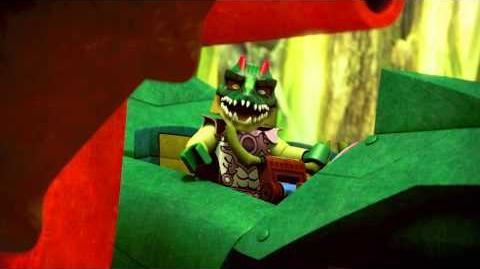LEGO® LEGENDS OF CHIMA™ Big Boys Big Toys