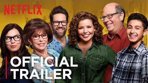 One Day At a Time Season 3 Official Trailer HD Netflix