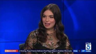 """Isabella Gomez on How """"One Day at a Time"""" Defies Stereotypes"""