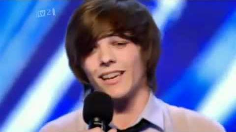 Louis Tomlinson - X Factor 2010 - Audition HD