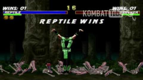 MK III Reptile Brutality