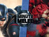 Captain America vs. Akuma