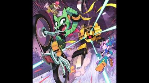 Freedom Planet Official Soundtrack 12 Major Boss Battle