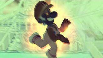 Luigi's Negative Zone Theme (Final Smash) Extended - Super Smash Bros Brawl OST
