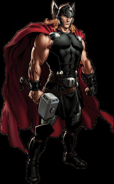 Thor Avengers Alliance 2 Render