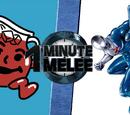 The Kool-Aid Man vs. Pepsiman
