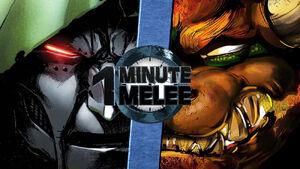 Doctor Doom vs Bowser 1