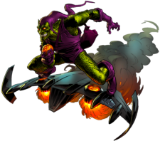 Green goblin 2 by alexiscabo1-d9zf7bz