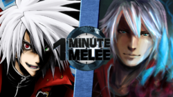 OMM - Ragna VS Nero
