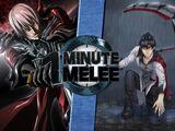 Dante vs Qrow Branwen