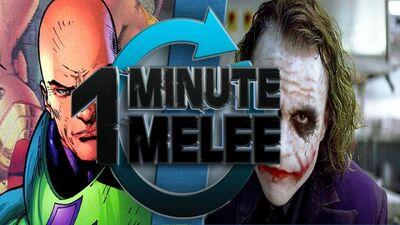 Joker vs Lex OMM