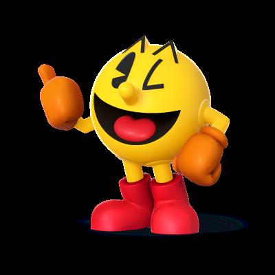 Pac-Man-PNG-Image