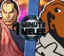 McGruff the Crime Dog vs. Dan Hibiki