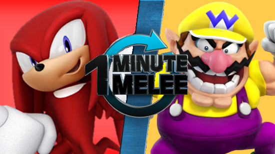 File:1MM - Knuckles Vs Wario.png