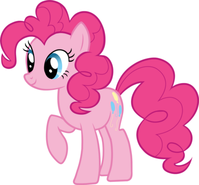 Pinkie Pie transparent