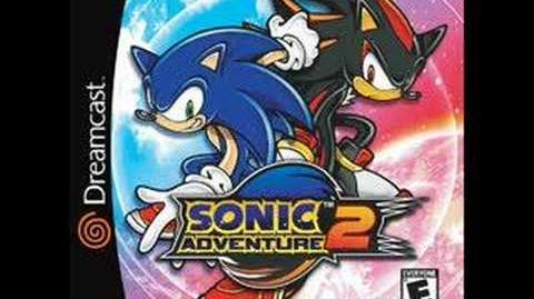 Video - Sonic Adventure 2 - Live and Learn Instrumental