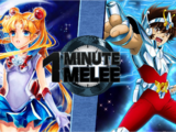 Sailor Moon Vs Pegasus Seiya