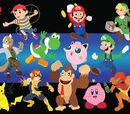 Super Smash Bros. 64 Battle Royale