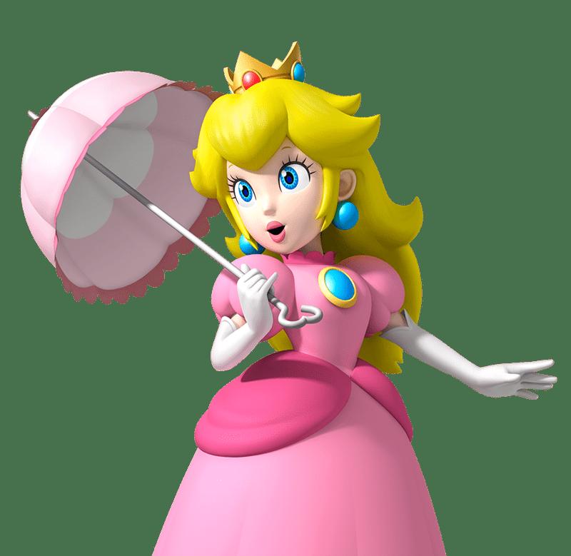 Princess Peach   One Minute Melee Fanon Wiki   FANDOM ...