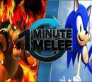 Bowser vs Sonic