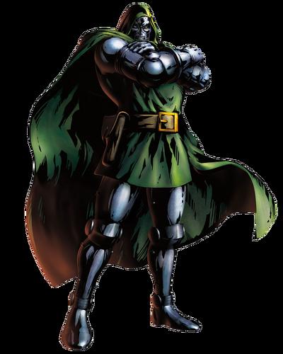 Dr Doom (MVC3)