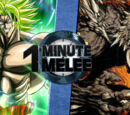Doomsday vs Broly