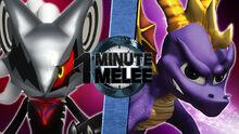 Infinite vs Spyro