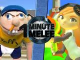 Jeffy vs Meggy